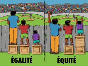 Réussite et équité